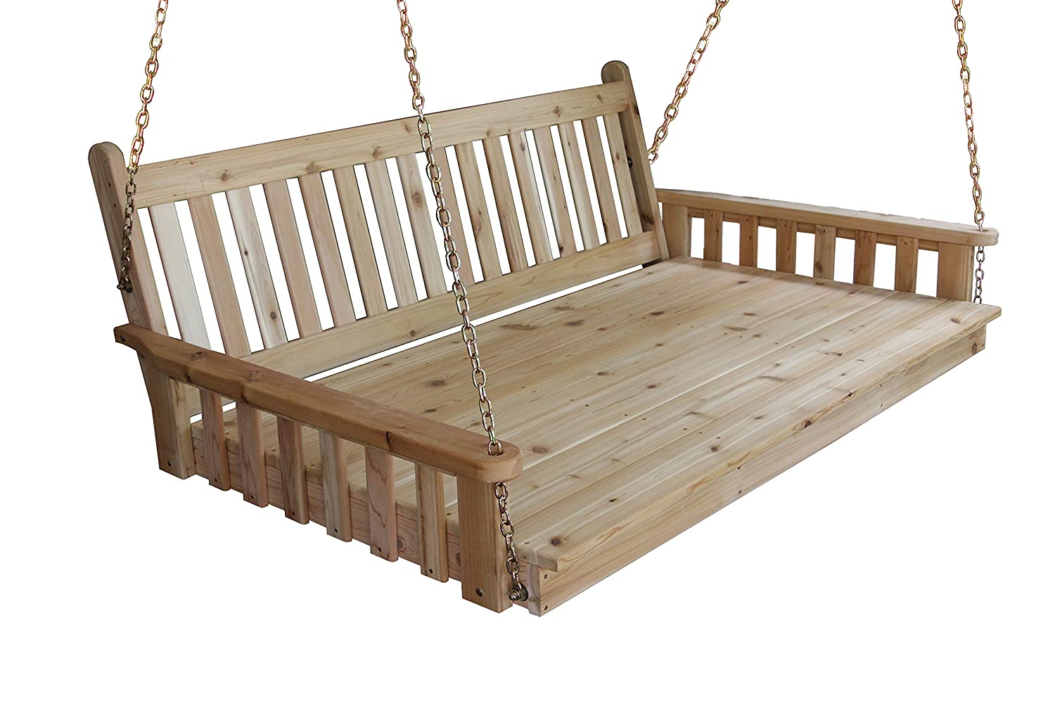 BEST HANGING PORCH SWING BED SWINGBED, 6