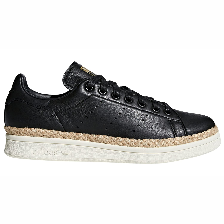 Adidas Damen Stan Smith Bold Platform Turnschuhe Leather Trainer