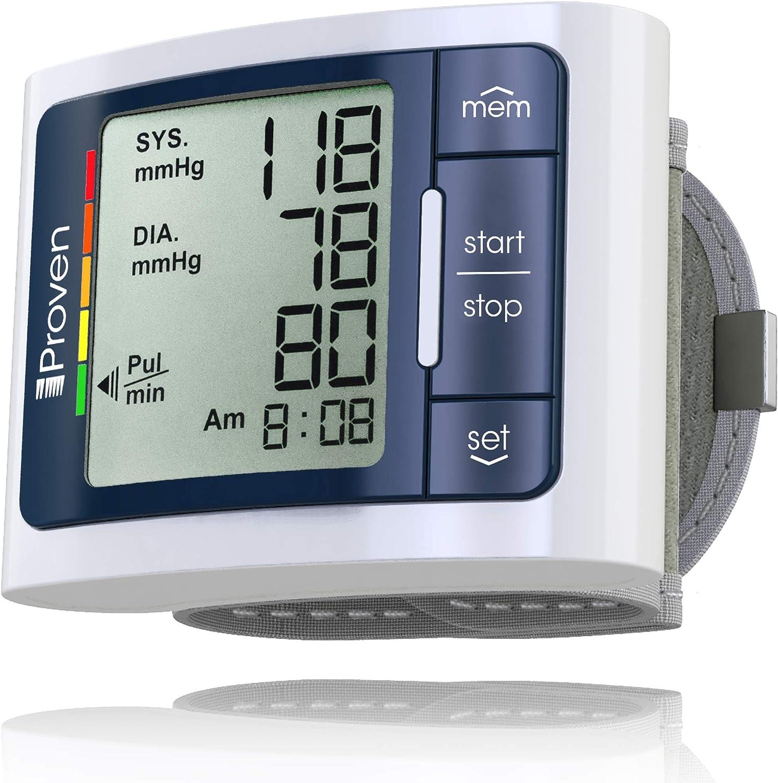 iProvèn Wrist BP Monitor