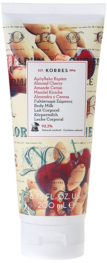 KORRES – Crema de cuerpo Almond Cherry, ...