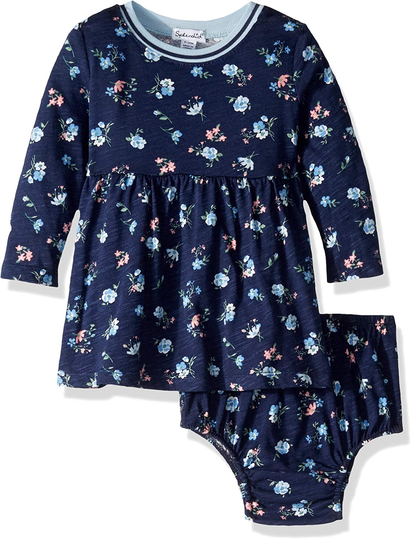 Short /& Long-Sleeve Splendid Baby and Toddler Girls Dress Set
