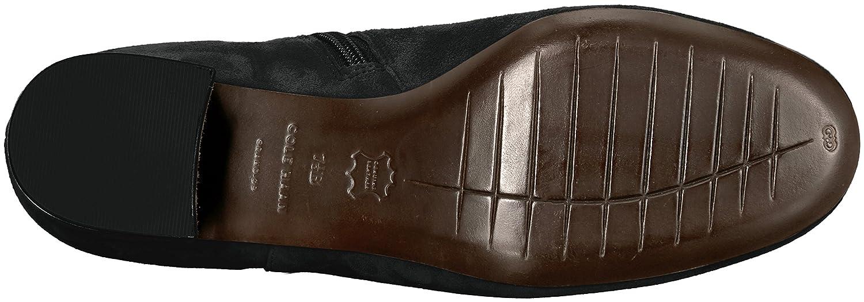 Cole Haan Women's New Stretch OTK Boot B06W5JVX8F 10 B(M) US|Black Suede
