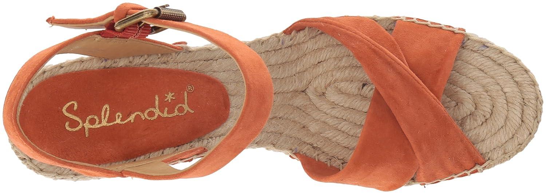 c93858f74 Amazon.com: Splendid Women's Fairfax Espadrille Wedge Sandal: Shoes