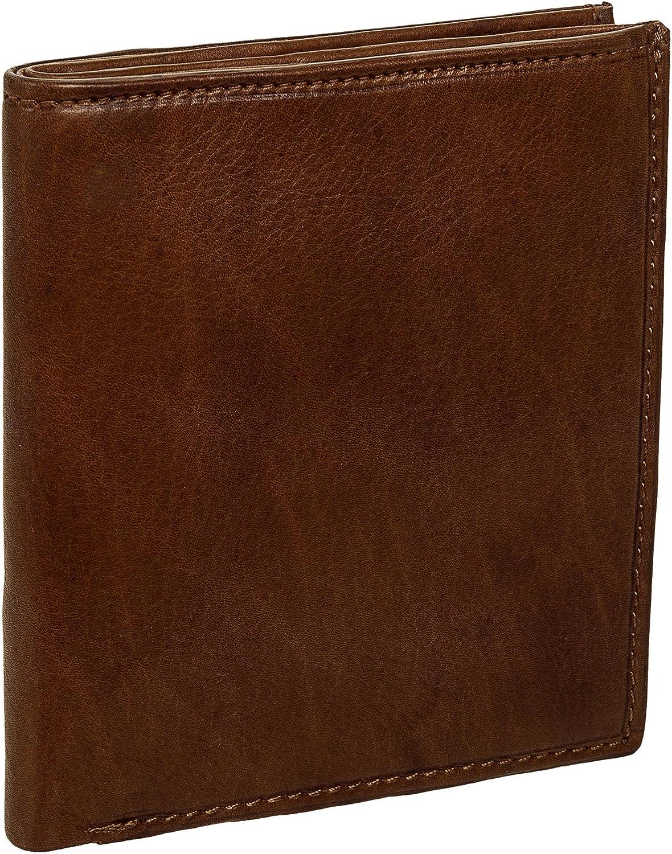 Paul & Taylor Men's Leather Big Hipster Bifold Wallet - Multiple Colors!