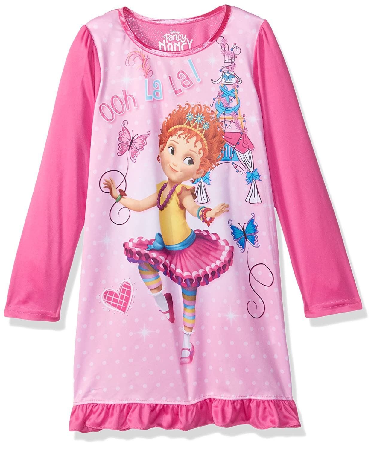 Disney Girls Fancy Nancy Nightgown 21NW002GDLZA-P6