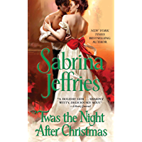 'Twas the Night After Christmas (The Hellions of Halstead Hall Book 6) book cover
