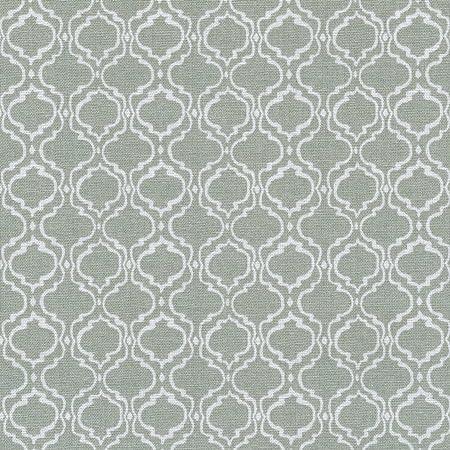 Tela ÉPSILON (gris claro & blanco) - 100% algodón suave | ancho ...
