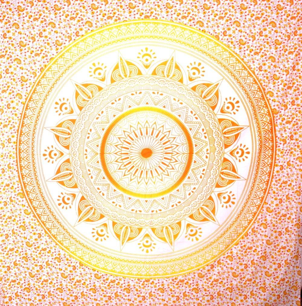Amazon.com: Hippie Hippy Wall Hanging Indian Mandala Tapestry ...