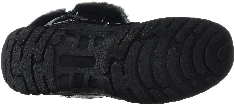 U.S. Fashion Polo Assn. Women's Valley Fashion U.S. Boot B072R5G186 10 B(M) US|Black 8410a4