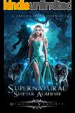 Demonic Vampires (Supernatural Shifter Academy Book 3)