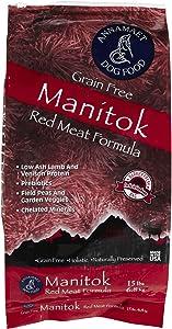 Annamaet Grain Free Manitok Dry Dog Food 15lb