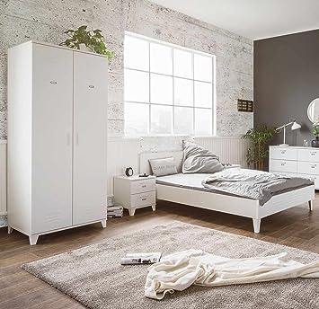 lifestyle4living Schlafzimmer, Set, Schlafzimmermöbel ...