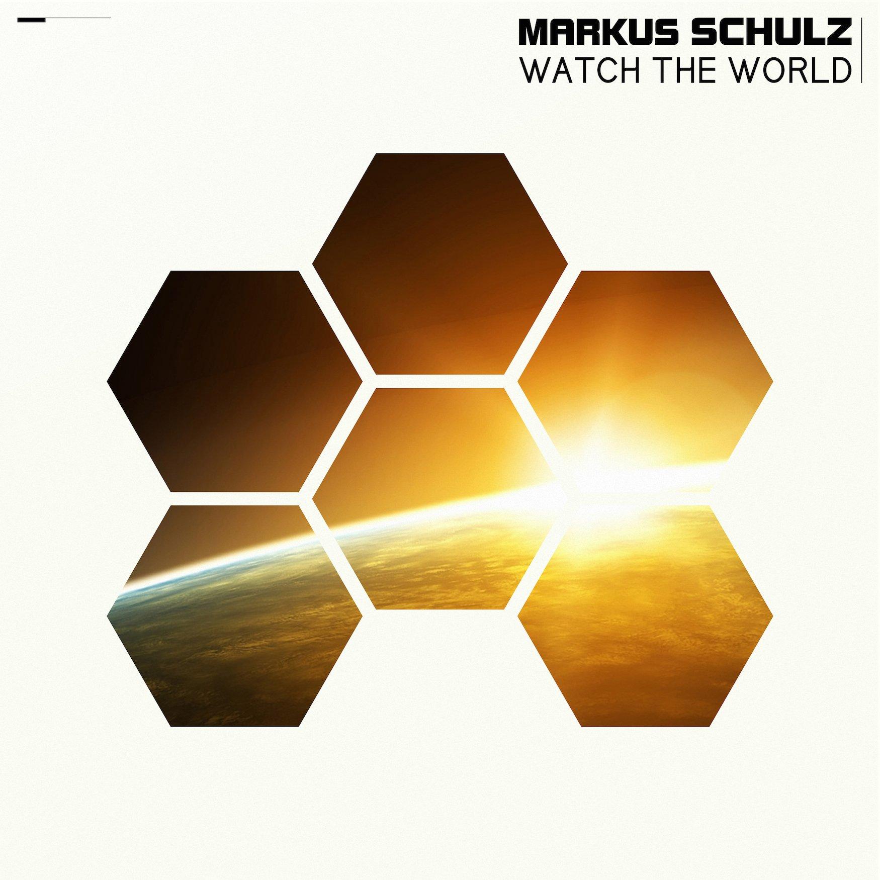 CD : Markus Schulz - Watch The World (CD)