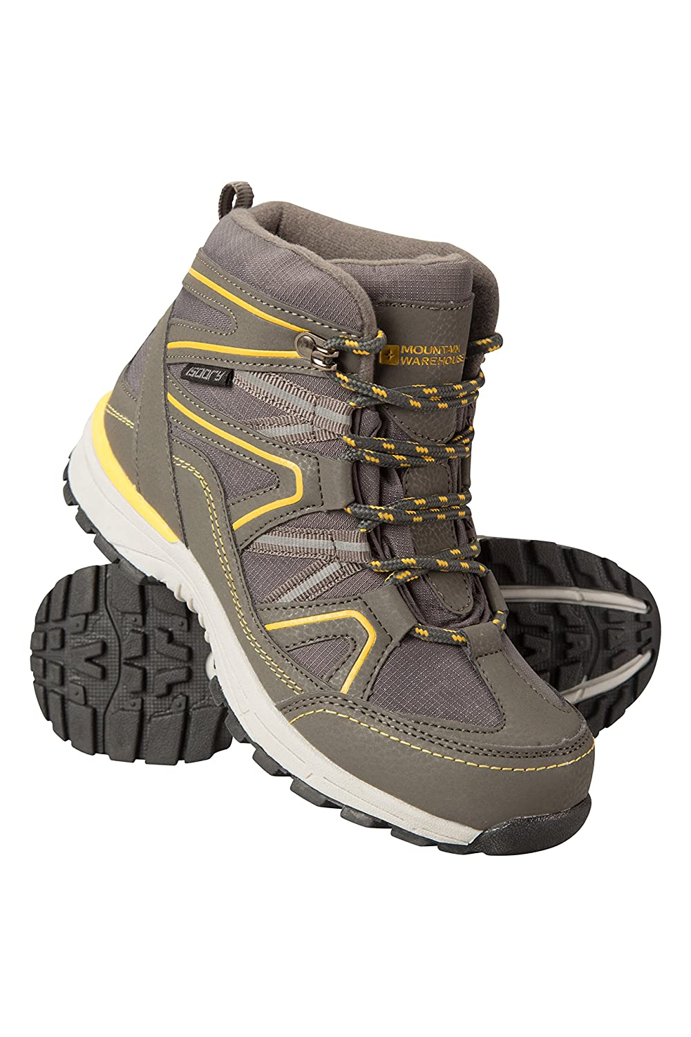 Mountain Warehouse Stride Wasserdichte Kinder Stiefel- Perfekt für Winter