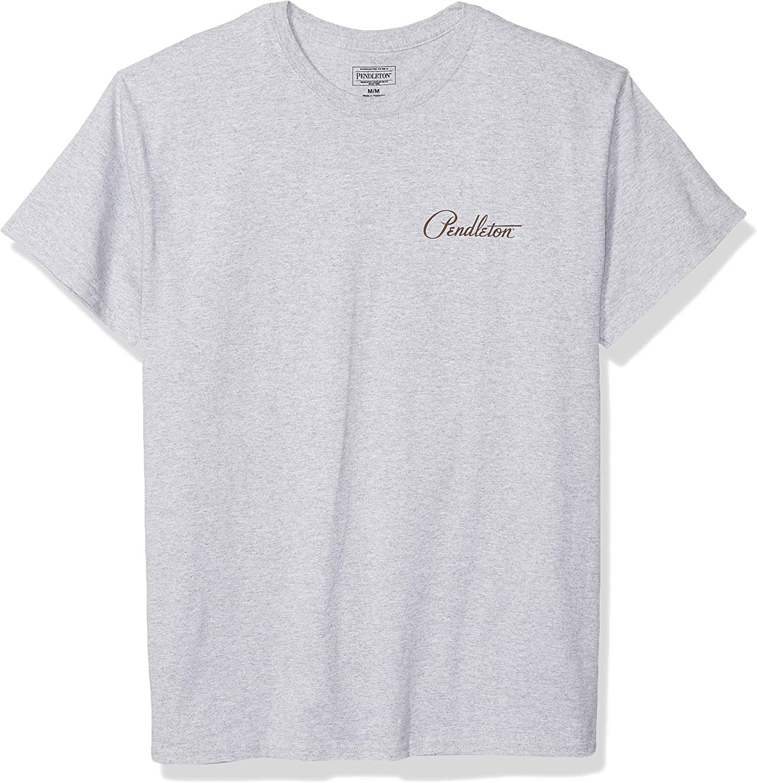 Pendleton Men's National Parks Short Sleeve Graphic T-Shirt
