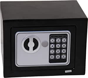 Lockguard S17ET 6.1L Small Security Safe with Digital Combination Lock