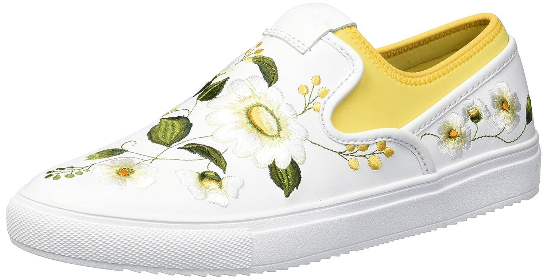 Mark Nason Los Angeles Women's Day-c Sneaker B0777PL41H 8.5 B(M) US White
