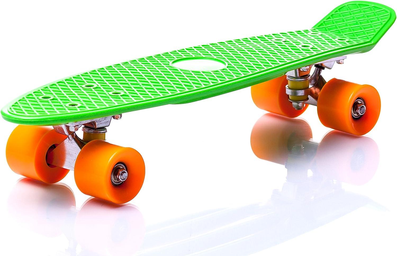 4x LED Wheels /& Tool 4x Std Wheels Cruiser Board incl