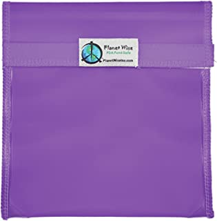 product image for Planet Wise Tint Gallon Bag - Hook and Loop (Purple)