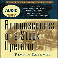 HOLD FOR NARRATOR Reminiscences of a Stock Operator - Abridged Audio (Wiley Trading Audio)