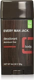 product image for Every Man Jack Aluminum Free Deodorant Cedarwood Pack of 2