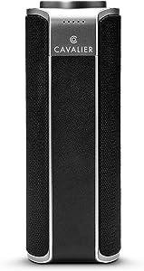 Cavalier Maverick Portable Wireless Bluetooth Speaker - WiFi Audio Streaming Music Player - Alexa Enabled