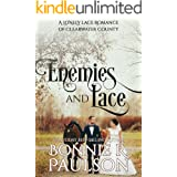 Enemies and Lace: A sweet western romance (Lonely Lace Series Book 1)