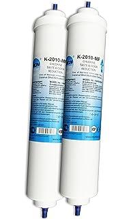 6 STÜCK Kühlschrank Filter Wasserfilter Samsung AEG LG Filter Patrone Osmose