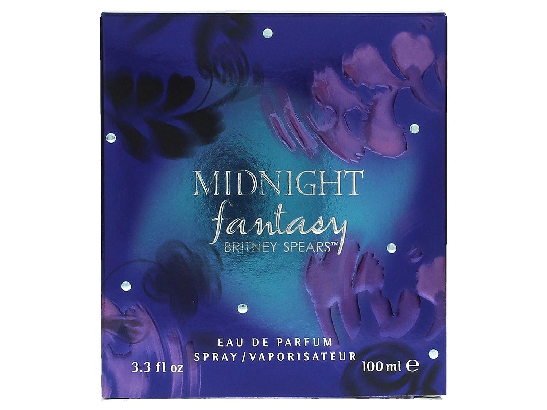 Britney Spears, Agua de perfume para mujeres (Midnight Fantasy) - 100 ml. 150150 24_-100