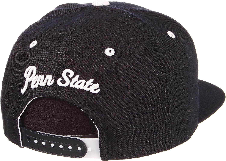 Zephyr Penn State University Z11 Snapback Hat
