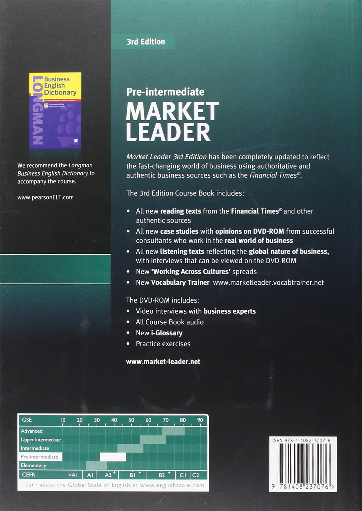 Market Leader Elementary Book