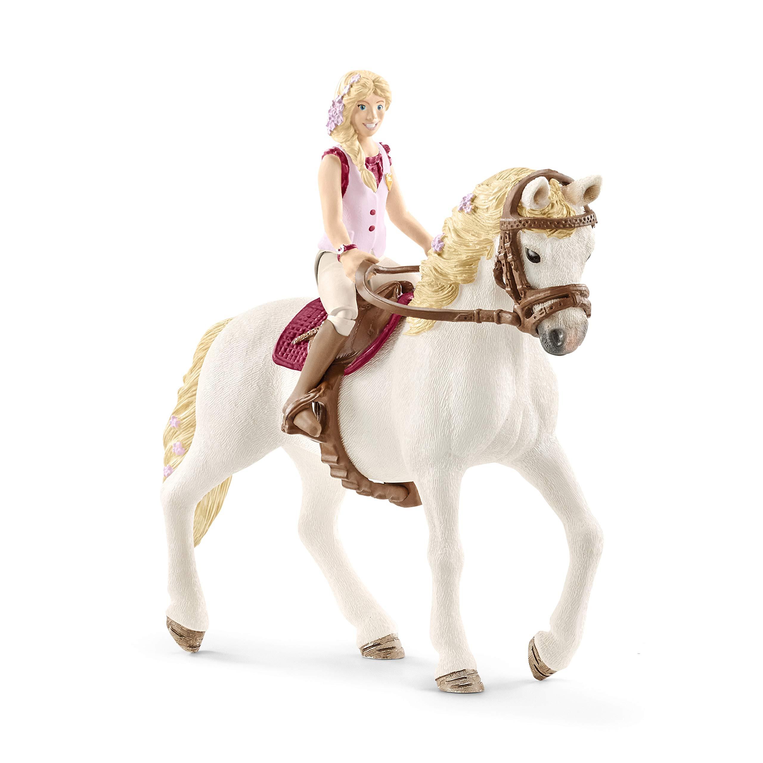 Schleich 42413 Horse Club Lisa /& Storm Horse /_ Club