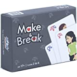 MAKE & BREAK Card Game: An adult party game (17+ years)