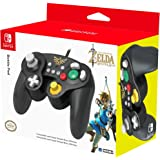 HORI Battle Pad Gamecube Style Controller - Zelda Edition for Nintendo Switch