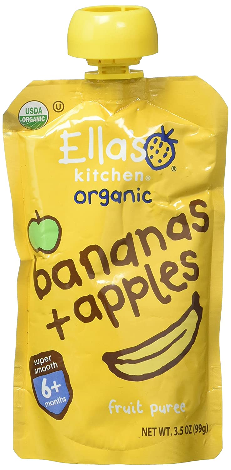 Ella's Kitchen Apple banana Baby 120g 845901000052