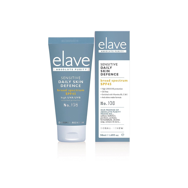 Elave Facial Daily Skin Defence SPF 45+ 50ml