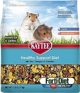 Kaytee Forti Diet Pro Health Hamster Food, 5-Pound