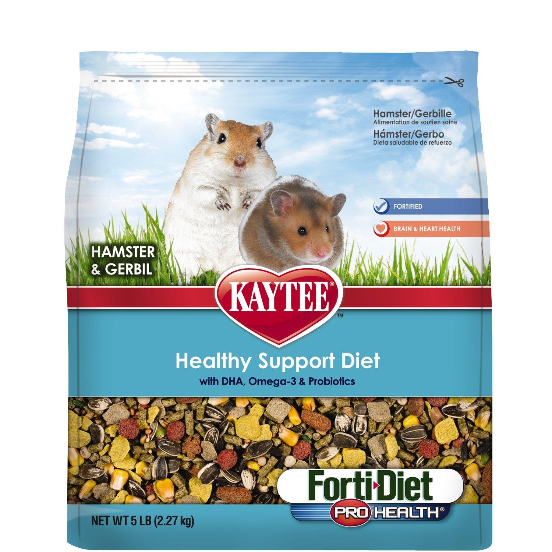 Amazon Kaytee Forti Diet Pro Health Hamster Food 5 Pound