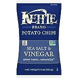 Kettle Chips, Sea Salt Vinegar, 142g