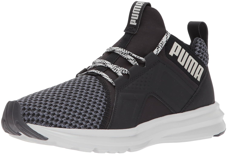 PUMA Women's Enzo Terrain Wn Sneaker B06XW5SJLG 8 M US Periscope-puma Black Gray Violet