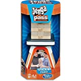 Jenga - Pass Edition - Family Strategy Game - Ages 8+