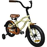 612d307e265 Upten classical 14 inch Children bike kids bike beach cycle (Multi Color)