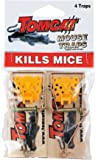 Tomcat Wooden Mouse Traps, 4-Pack (Not Sold in AK)