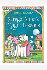 Strega Nona's Magic Lessons (A Strega Nona Book) Kindle Edition