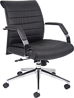 amazon com boss office products b495 bk fabric task chair with