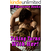 Taking Turns With Her! 50 Hardcore Books Bundle