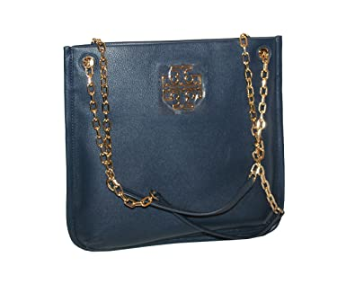 a4aad1eca10c Image Unavailable. Image not available for. Color  Tory Burch Women s  Britten Swingpack Leather Shoulder handbag 50714