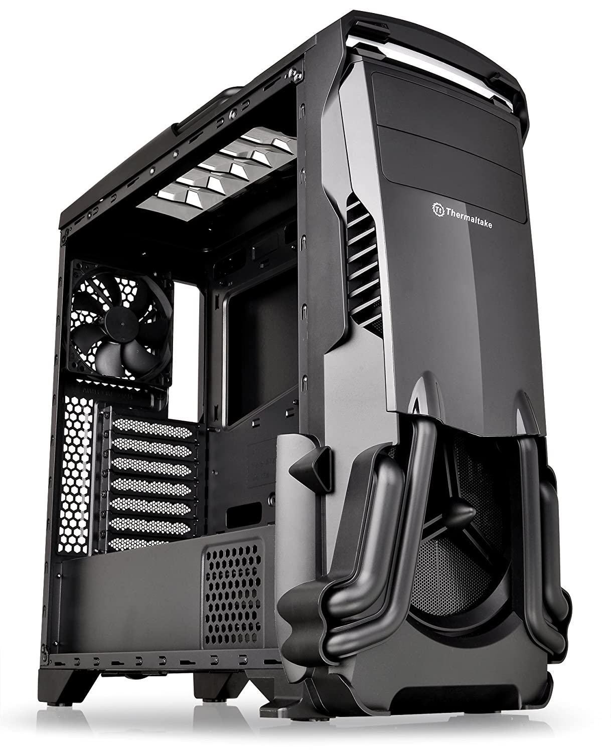 Thermaltake Versa N24 Black ATX Mid Tower