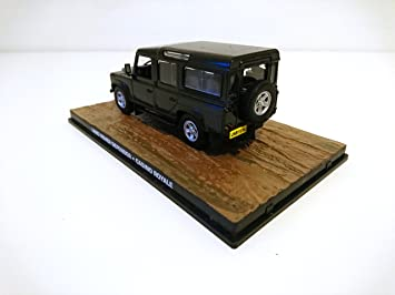 James Bond Land Rover Defender 110 007 Casino Royale 1/43 DY085