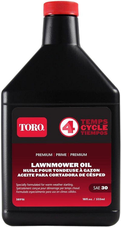 Best Oil For Toro Lawn Mower-Toro 38916 SAE 30 Oil review